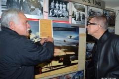 Andrej Babiš a Karla Šlechtová v Atommuzeu