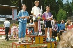 IC TT 1992 dětský duathlon