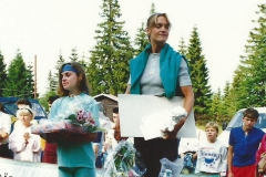 IC TT 1992 slavnostní vyhlášemí vítězů