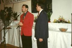IC TT 1993 Slavnostní večer IRONCURTAIN Triathlon