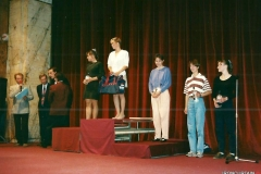 Ironcurtain duatlon Mariánská Lázně 1995
